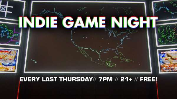 Indie Game Night