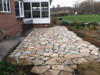 Brick And Stone Patios