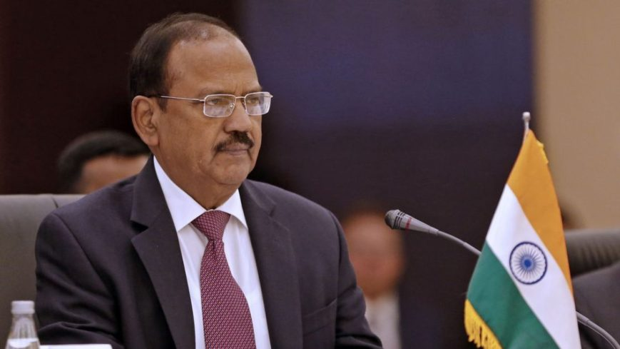 India-Pak ceasefire: Ajit Doval was doing Secret talks with Imran govt