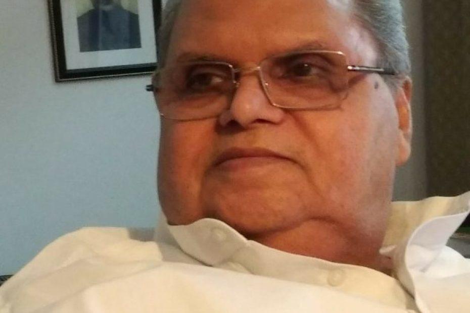 Haryana CM should apologize for lathi-charge on farmers: Satya Pal Malik