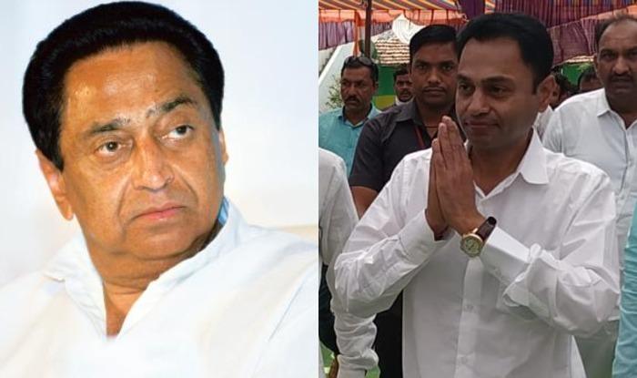 lok sabha election 2019 : madhya pradesh CM kamalnath Chhindwara seat nakul nath congress
