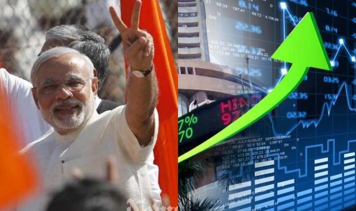 Lok Sabha Election 2019, Election Results 2019, BJP, Share Market, Sensex, Nifty,