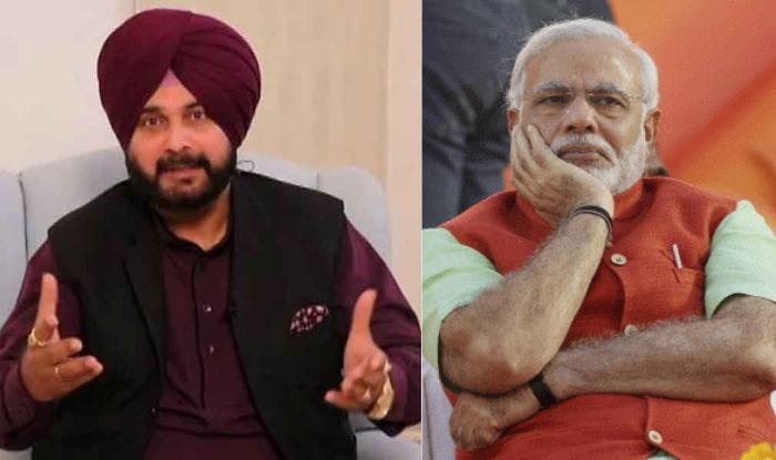 Lok Sabha Election 2019 : Indor congress navjot singh sidhu PM Narendra Modi Dulhan BJP