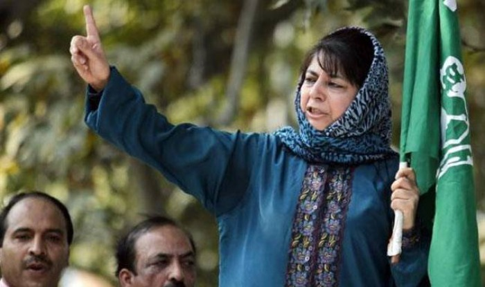 Kashmir Not About Roads But Far Bigger Issue: Mehbooba Mufti