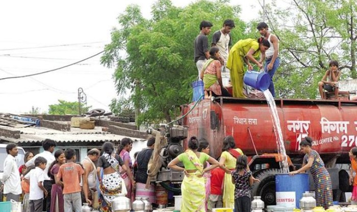 Madhya Pradesh : water shortage water crisis in Bhopal city of lakes