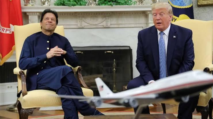 Imran Trump Meeting DC