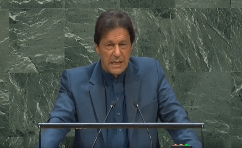 Pak PM Imran Khan welcomes ceasefire agreement, but says `onus lies with India`