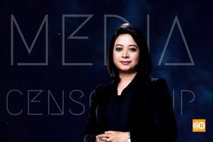 Faye D'Souza, Mirror Now, Mirror Now Faye D'Souza, Mirror Now executive editor Faye D'Souza, Faye D'Souza Resigns, Faye D'Souza Resigns from Mirror Now, Anchor Faye D'Souza, Journalist Faye D'Souza, Media censorship, Modi Government, PM modi,