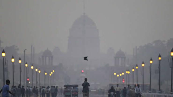 दिल्ली ने कर दिखाया, प्रदूषण का स्तर 300 के पार