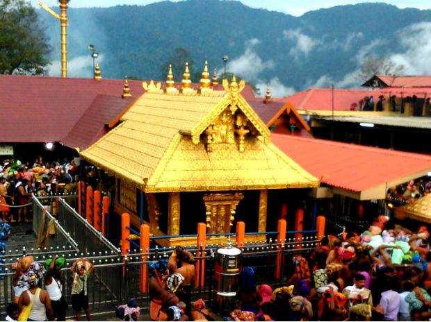 sabrimala temple controversy
