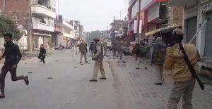 Journalist Injured in Kanpur Protest