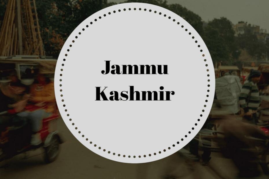 Jammu Kashmir News