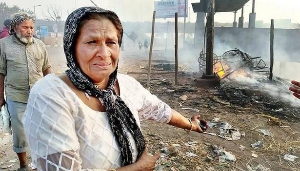 Fatima Delhi Violence