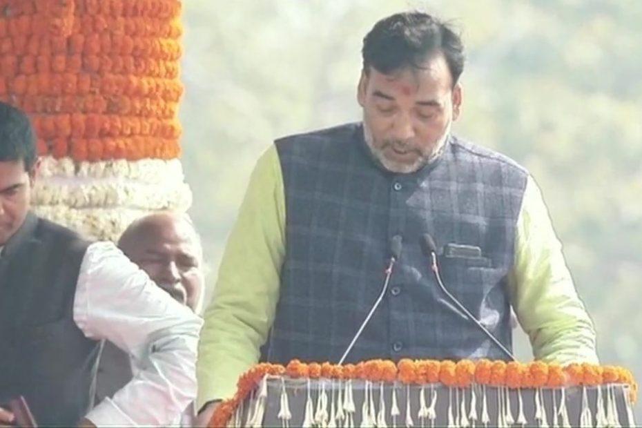 Gopal Rai Oath