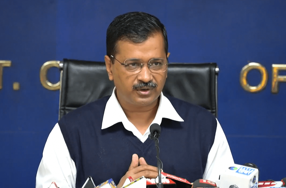 Arvind Kejriwal Announces Restriction In Delhi Due To Corona Outbreak
