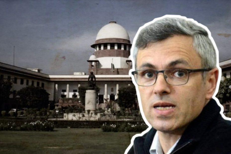 Omar Abdulla Detention Hearing in Supreme Court