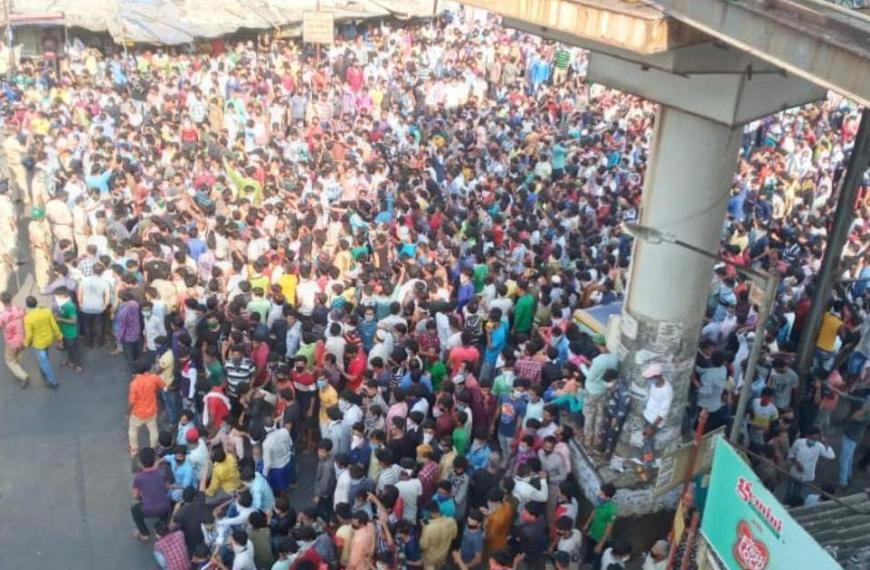 क्या प्रवासी मज़दूरों की समस्याएं तय करेंगी बिहार का राजनीतिक भविष्य?