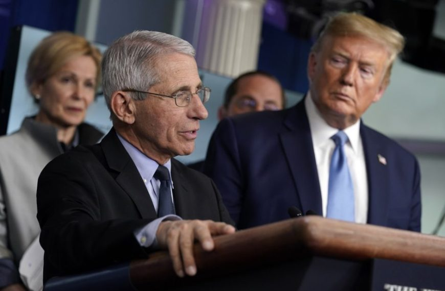 CoronaVirus: We can't go back to 'normal': Dr. Anthony Fauci of US said