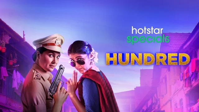 hundred hotstar web series review