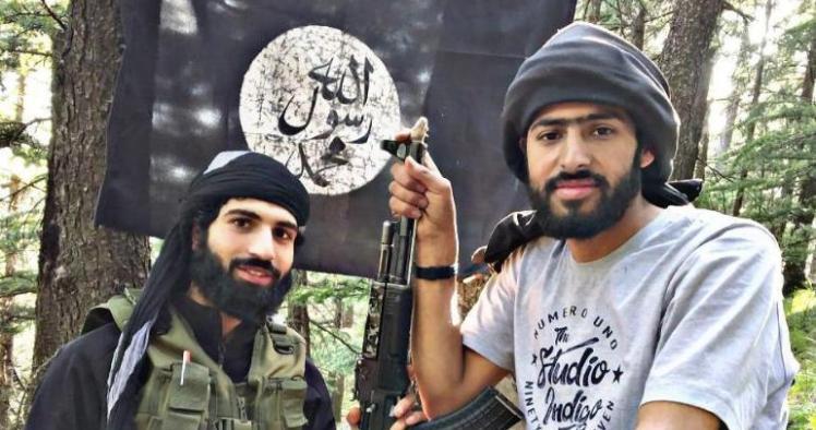 Local Kashmiri Militants