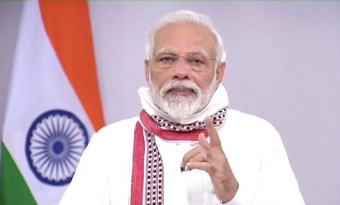 PM Modi Address to nation lockdown extension