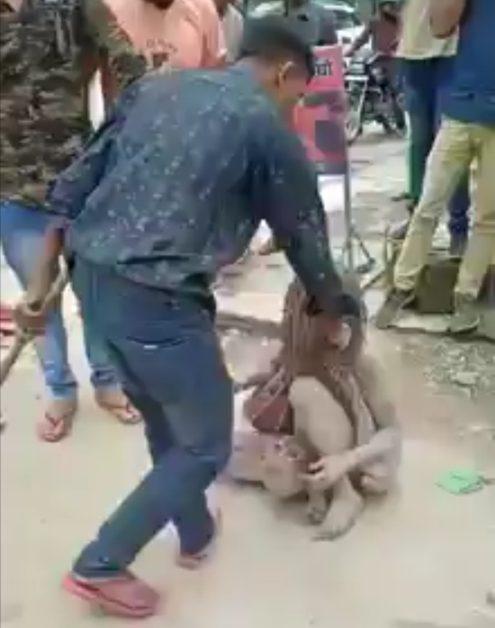 Naga Sadhu Viral Video is Fake