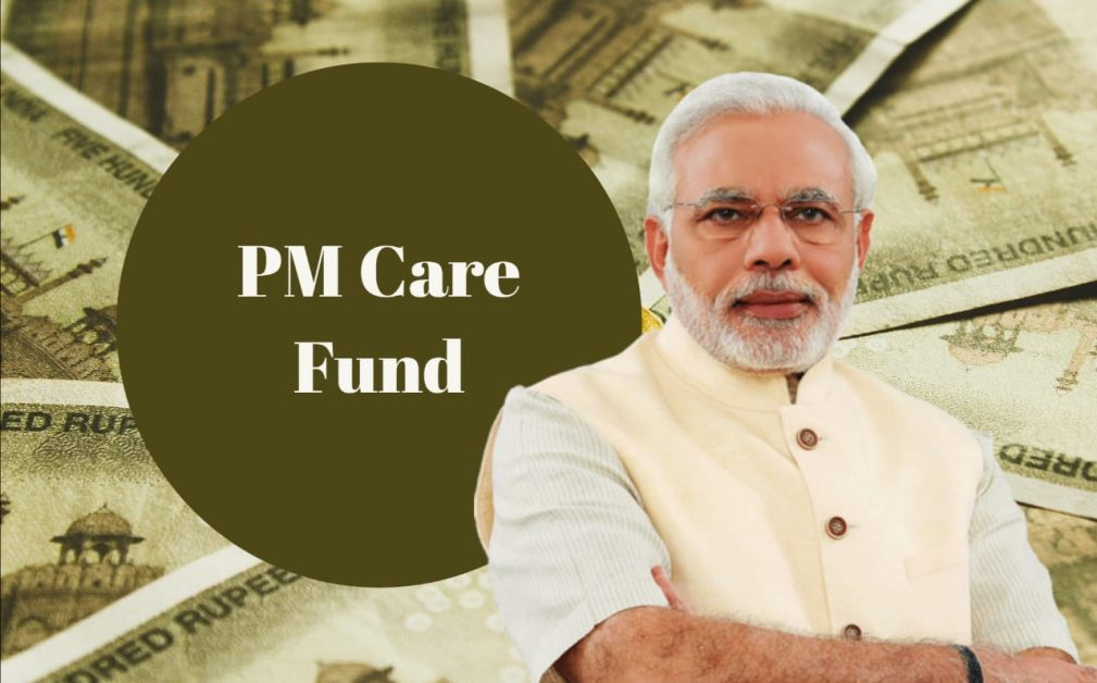 PM Care Fund Under RTI