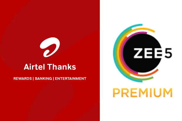 Airtel Zee 5 Bonanza Offer