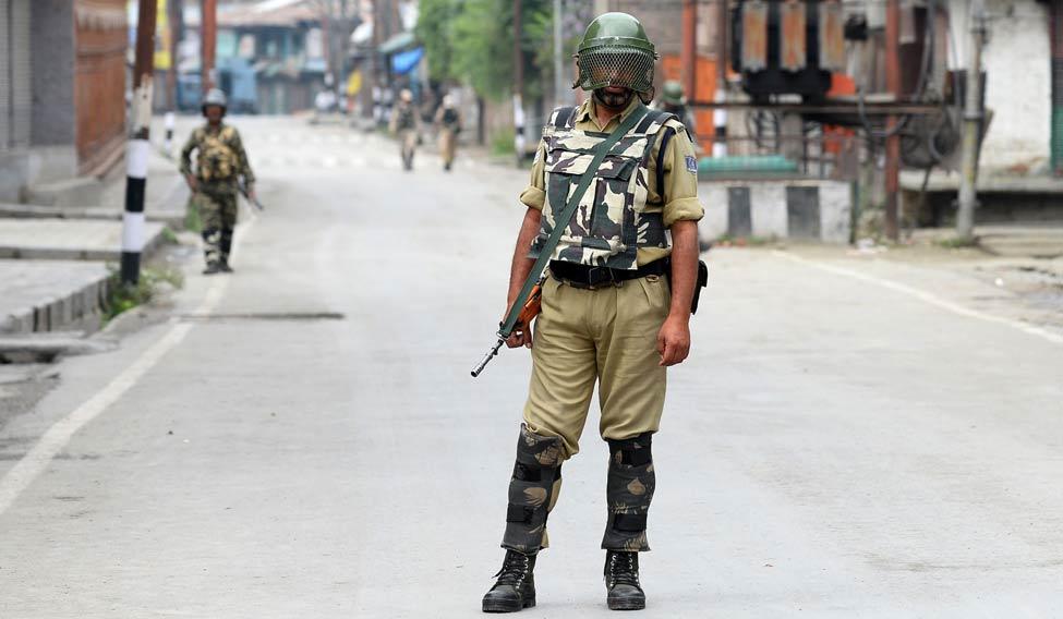 Kashmiri Killed by CRPF Men in Budgam, Kashmir