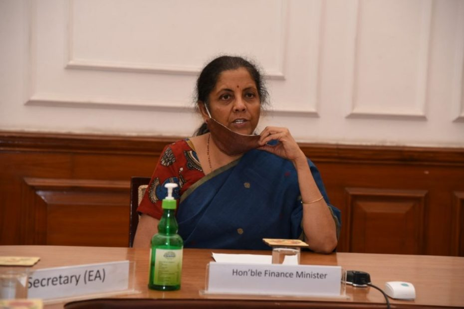 New Labour code announced by Nirmala Sitharaman