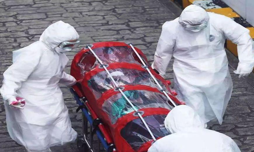 Coronavirus: जानबूझकर काम करने ऑफिस गया कोरोना मरीज, 7 की मौत, 300 क्वारंटाइन