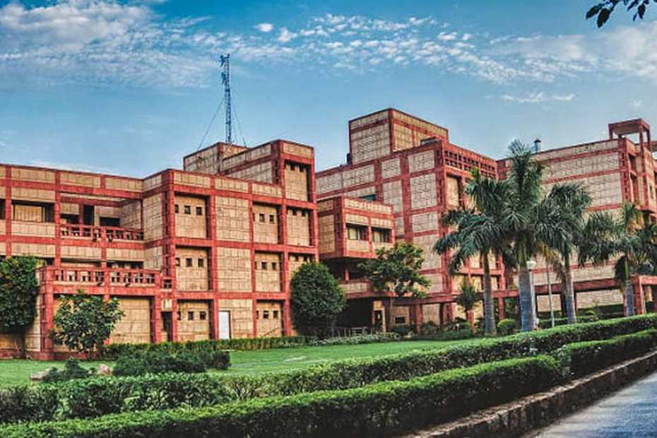 ICGEB New Delhi Students