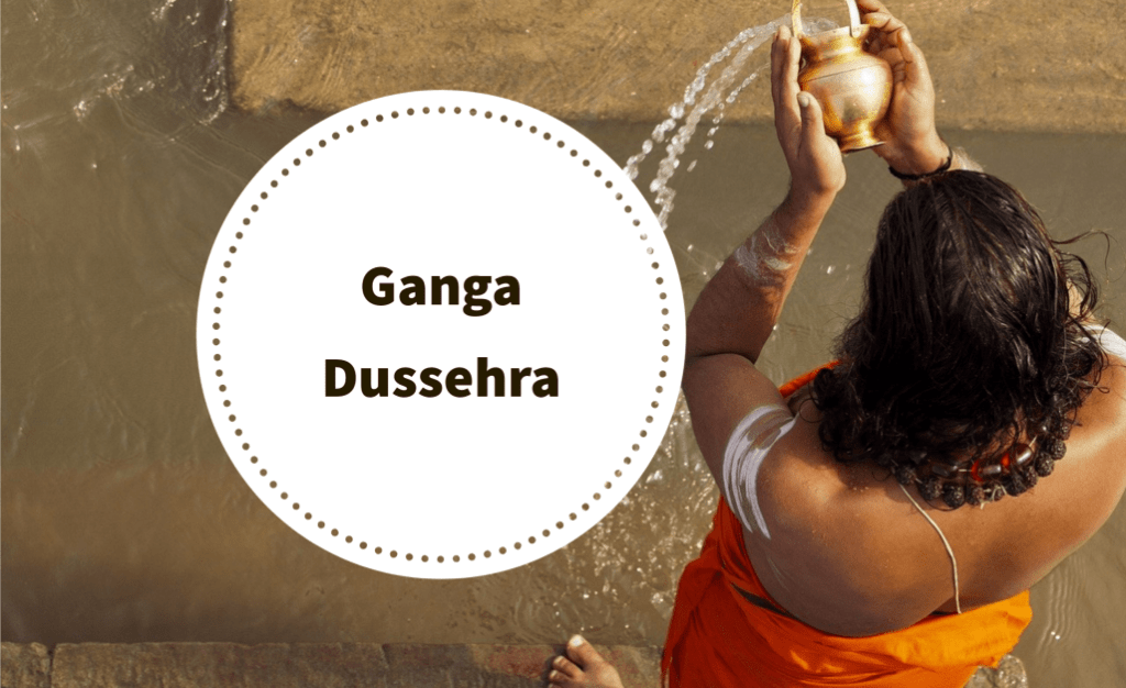 All you need to know about ganga dussehra