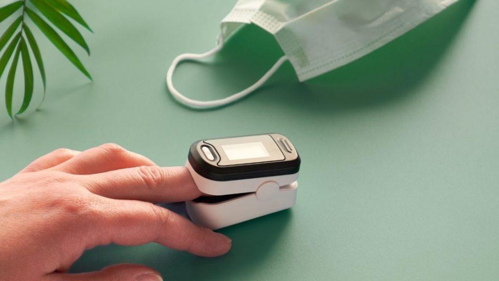 pulse oximeter to covid Patients in delhi