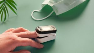 pulse oximeter to covid Patients in delhi