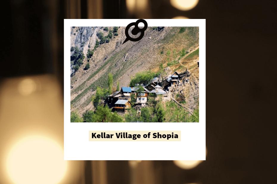 Kellar Village of Shopian electrified