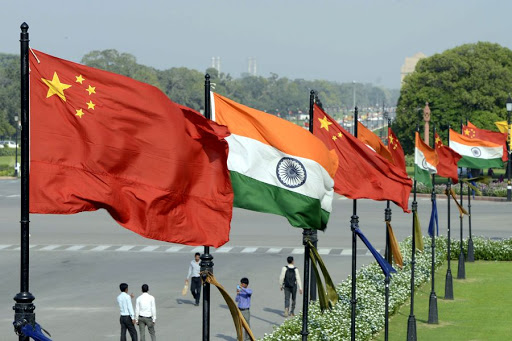 भारत चीन सीमा विवाग
