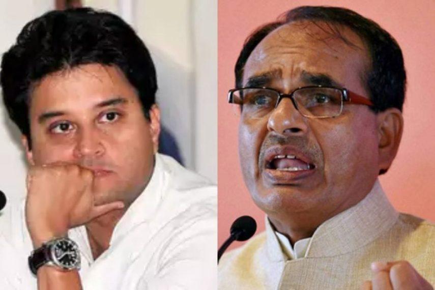 सिंधिया के पीए को हुआ कोरोना, शिवराज-BJP MLA सहित 1000 लोगों से की थी मुलाकात