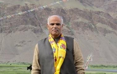 Ashok Kaul Jammu Kashmir BJP Leader