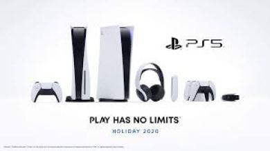 Playstation 5 specifications