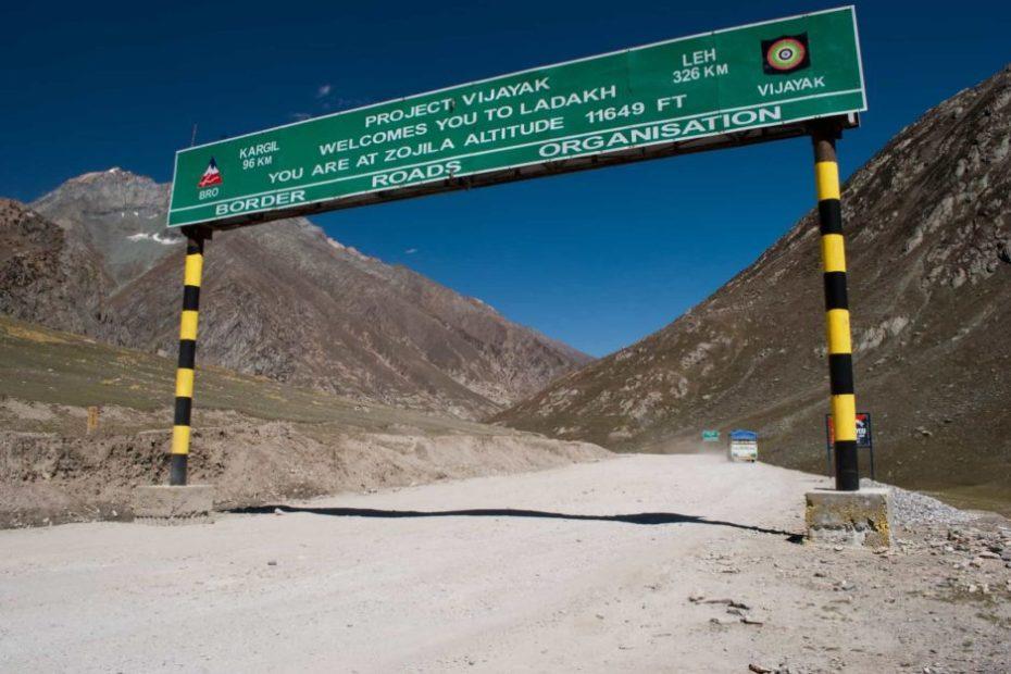 India China Clash Srinagar Leh Highway closed