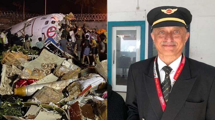 एयर इंडिया के दिवंगत पायलट दीपक साठे