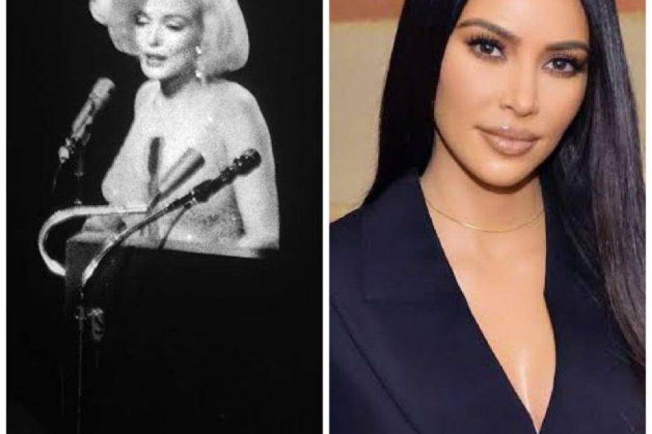 John Kennedy - Marilyn Monroe Kim Kardashian - Kangana Ranaut