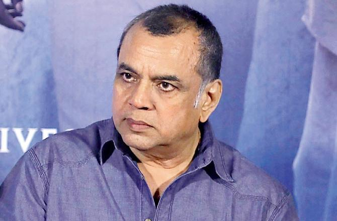 Paresh Rawal appointed chairperson of National School of Drama