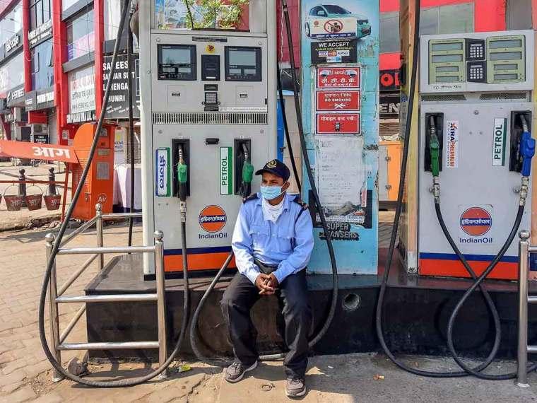 Petrol Diesel Price: Petrol, diesel fall again for 6th consecutive day