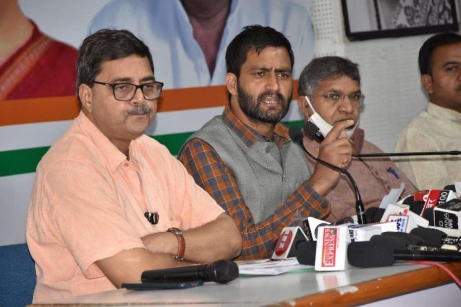Madhya Pradesh By Elections 2020 Congress MLA Kunal Choudhary on Farmers Bill and Mandi act BJP shivraj and modi sarkar