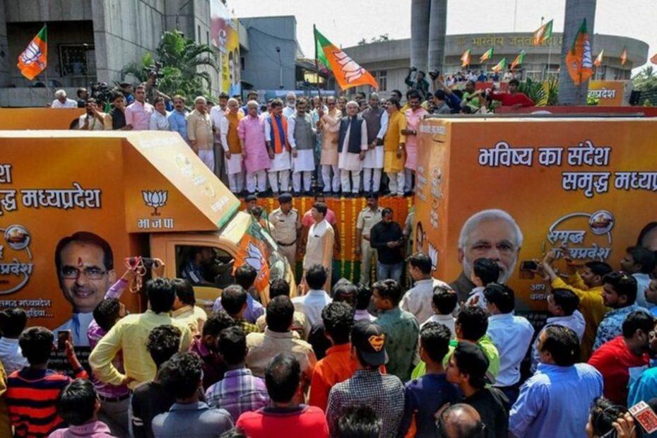 Bihar Election 2020 : असली पासवान का टिकट ले उड़ा भाजपा का ये दूसरा नेता, इस तरह दिया चकमा..