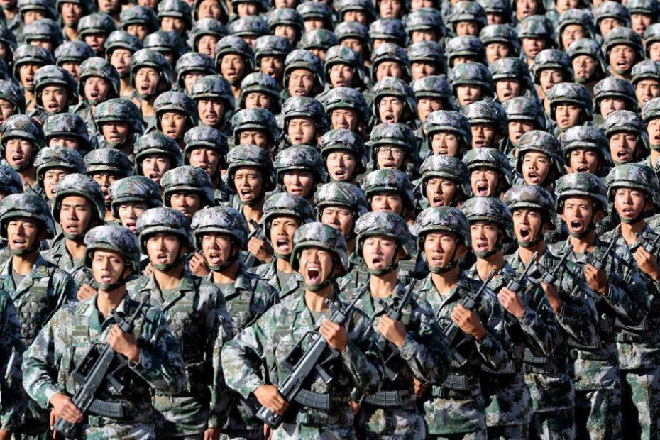 भारत चीन युद्ध की तैयारी