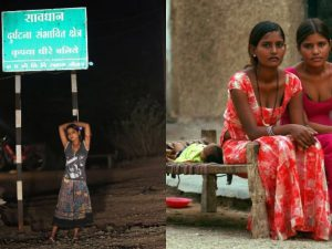 Banchhada tribes in central India Mandsaur neemach highway