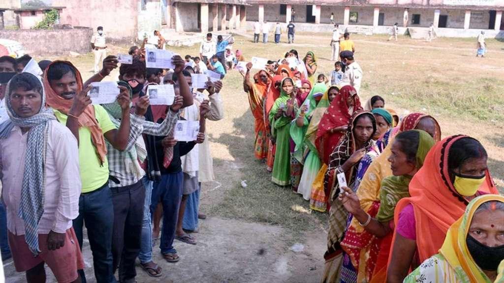 मध्य प्रदेश उपचुनाव : वोटिंग के दौरान हुई फायरिंग, युवक घायल